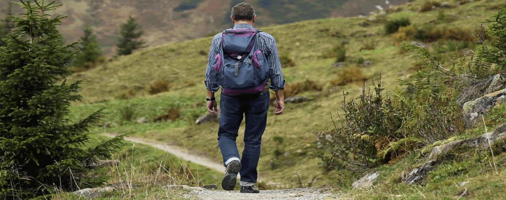 Der Chiemgau ist ein Wanderparadies